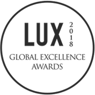 LUX Global Excellence Award 2018