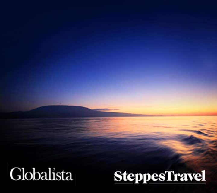 Globalista and Steppes Travel collaboration with Richard Dawkins and a Galapagos cruise