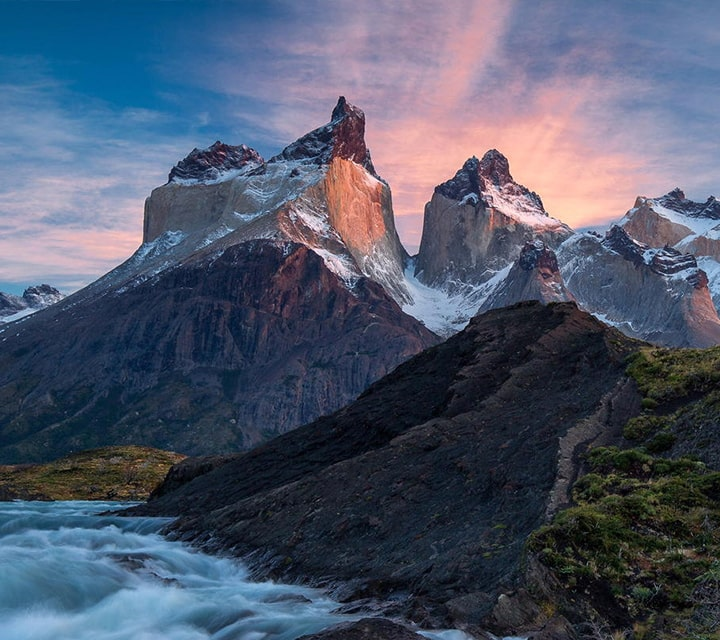 Search for the Golden City in Patagonia