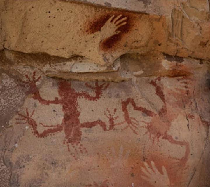 Earlyman rock art found in Patagonia