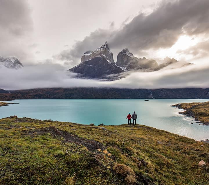 Stunning scenery in Patagonia