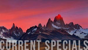 Current Quasar Expeditions Travel & Tour Specials