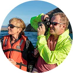Galapagos Cruise Activity - Photography