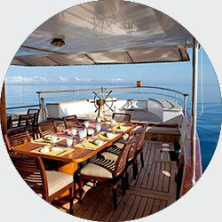 M/Y Grace Yacht Experience