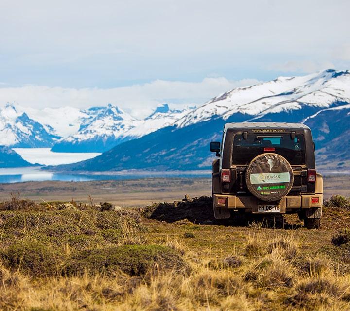Patagonia's Puma Tracking Safari by Jeep