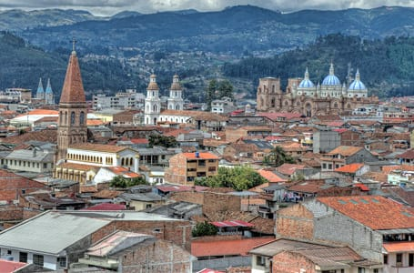 Cuenca & Guayaquil Tour