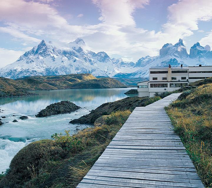 Explora Lodge in Patagonia