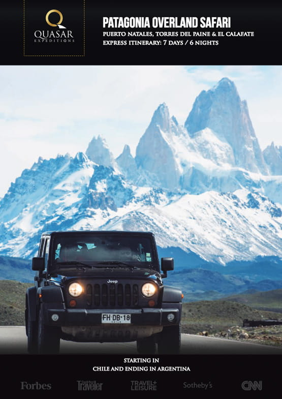 7 Days / 6 Nights Chile & Argentina Express