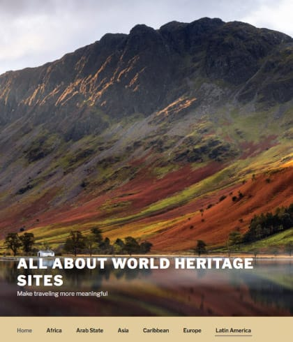 Pick-up: All About World Heritage