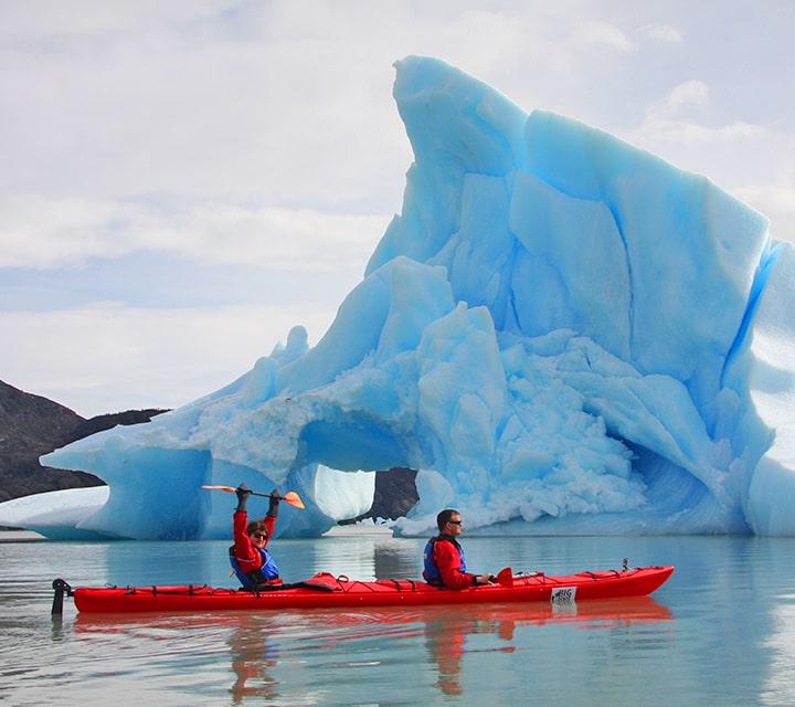 Glacier Trekking in Patagonia