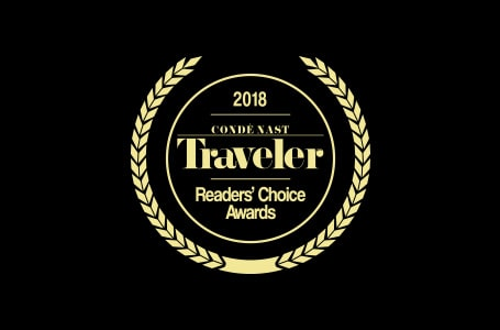 Condé Nast Traveler Readers' Choice Awards