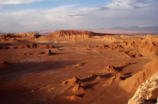 Atacama Desert Facts
