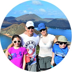 Galapagos Adventue for All 3 Generations