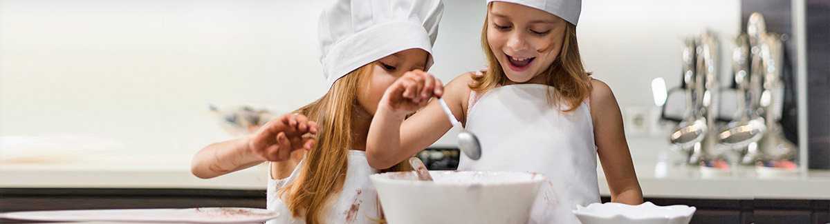 Kids Cooking Classes on Family Cruises