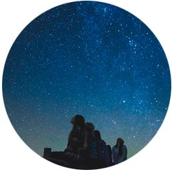 Galapagos Cruise Activity - Star Gazing