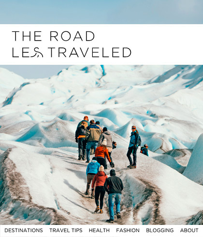 The Road Les Traveled by Lesley Murphy