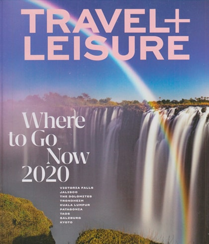 Travel+Leisure Adventure Travel