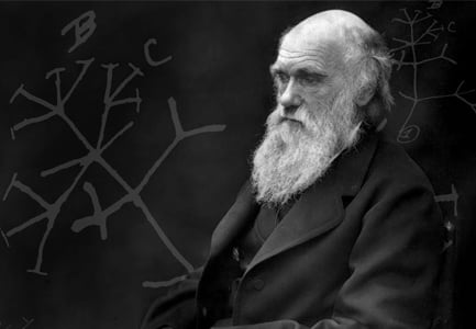 About Charles Darwin