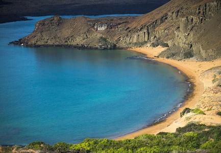Galapagos Islands Shore Zone