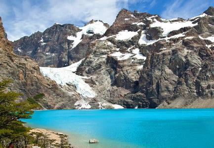 About Los Glaciares National Park, Argentina