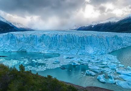About Perito Moreno Glacier