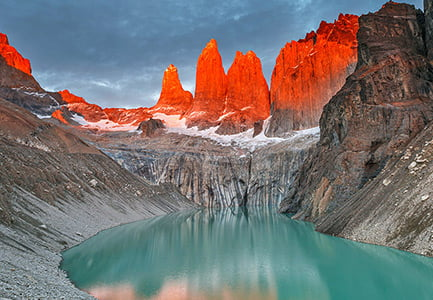 About Torres Del Paine National Park, Chile
