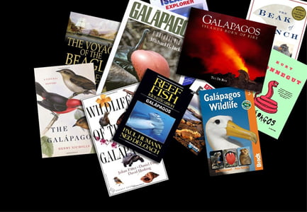 Galapagos Books & Guides