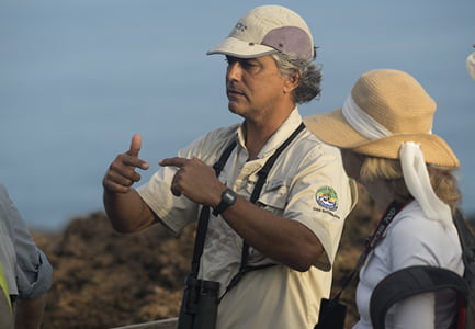 Galapagos Guides