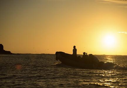 Galapagos Panga Rides