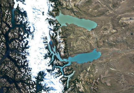 About Patagonia's Geography