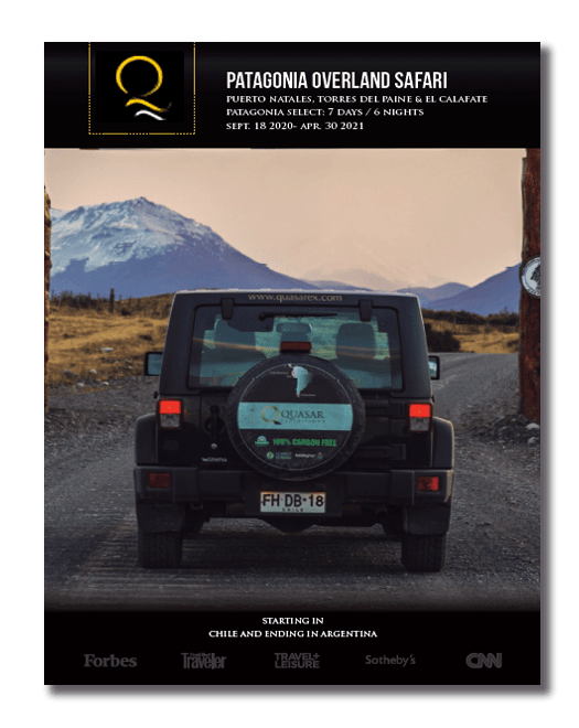 Patagonia Select Safari PDF itinerary