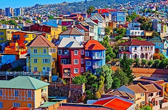 Santiago & Valparaiso tours