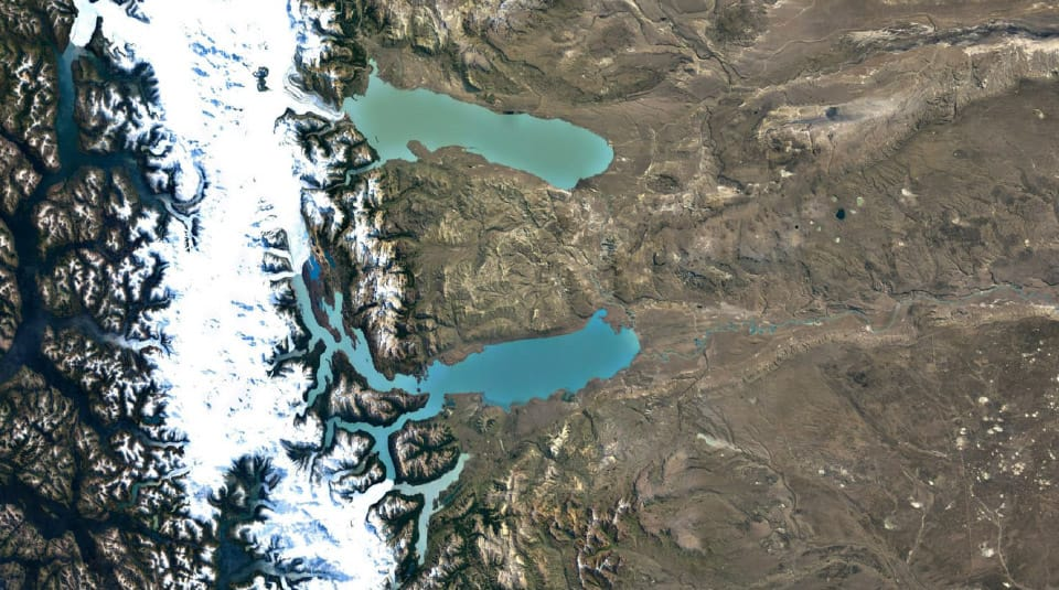 Geography of Patagonia's Region