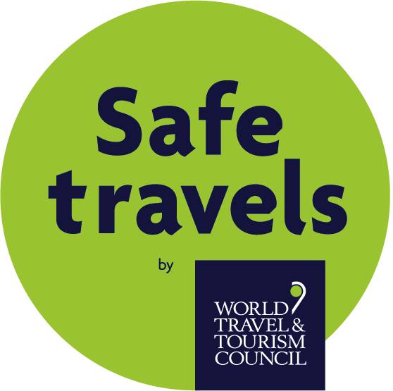 World's first safety and hygiene stamp for travelers to recognize governments and businesses