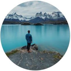 Private getaway in Patagonia