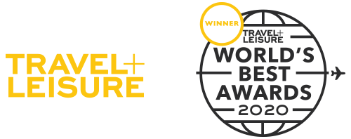 Travel + Leisure World's Best Awards
