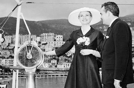 Princess Grace Kelly Yacht History