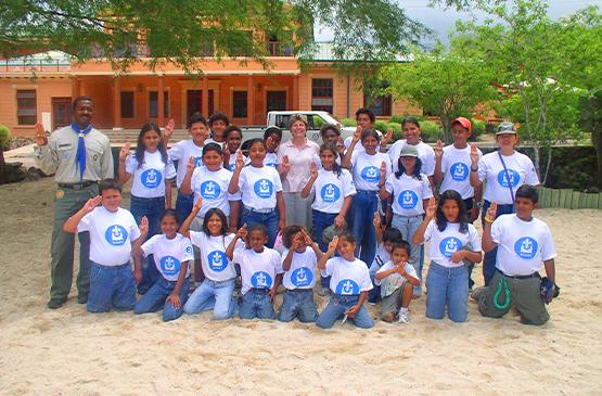 Organizations preserving the Galapagos