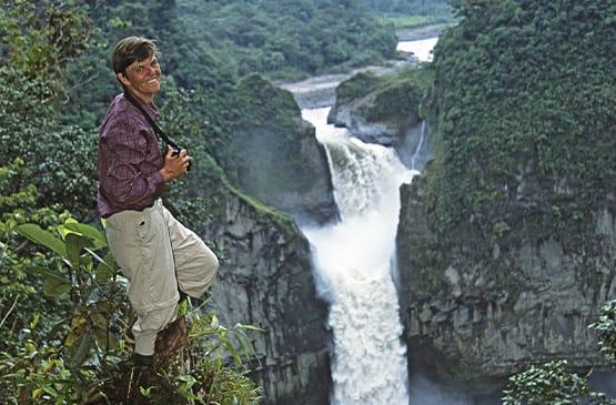 Tui De Roy Nature Photographer