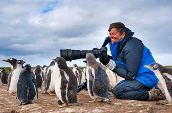 Tui De Roy Wildlife Photographer