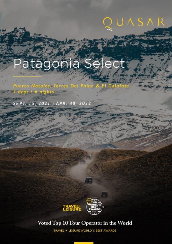 Patagonia Select Safari Itinerary