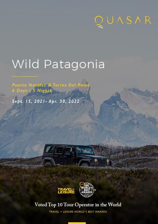 Patagonia Wild Safari Itinerary