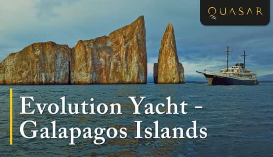 M/V Evolution Galapagos Cruise