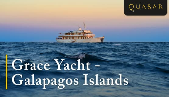 M/Y Grace Galapagos Cruise