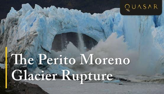 Perito Moreno Glacier Rupture